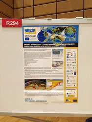 EMODnet Bathymetry presented at EGU 2015
